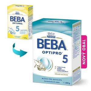 BEBA OPTIPRO 5 600g - II. jakost