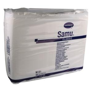Vložky porodnické SAMU MIDI 56ks - II. jakost
