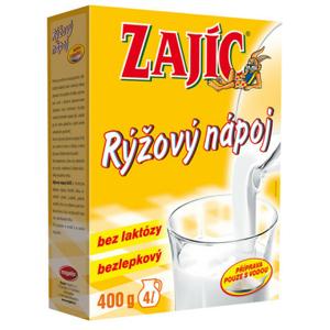 Rýžový nápoj Zajíc 400g - II. jakost