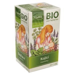 Apotheke BIO Kojící maminky čaj nál.sáčky 20x1.5g - II. jakost