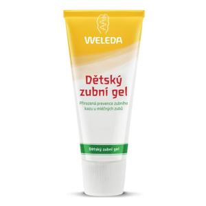 WELEDA Dětský zubní gel 50ml - II. jakost