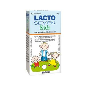 LactoSeven Kids tbl. 50 - II. jakost
