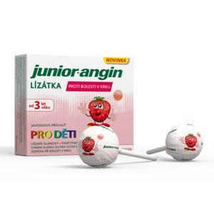 Junior-angin lízátka pro děti 8ks - II. jakost