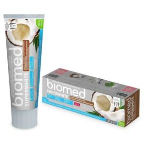 BIOMED Superwhite zubní pasta 100g - II. jakost