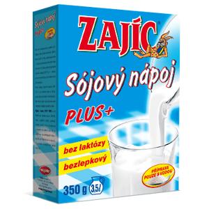 Sójový nápoj Zajíc Plus 350g - II. jakost