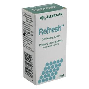 Refresh oční kapky 15ml - II. jakost