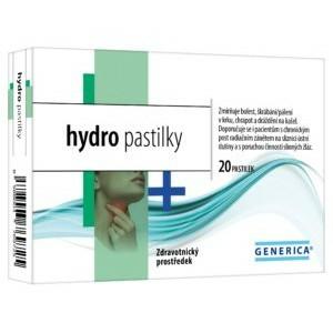 hydro pastilky 20 pastilek - II. jakost