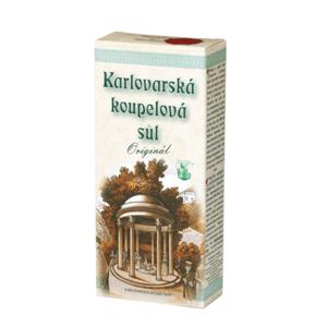 Originální karlovarská koupel.sůl náhr.balení 300g - II. jakost