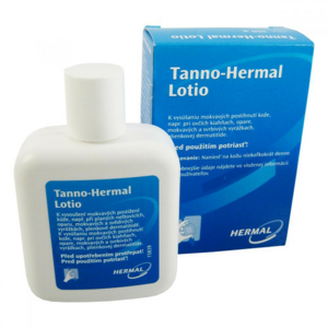 Tanno-Hermal Lotio 100ml - II. jakost