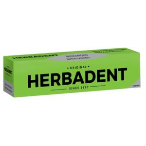 HERBADENT ORIGINAL Homeo ZP bez mentholu 100gNEW - II. jakost