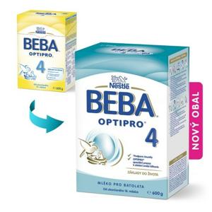BEBA OPTIPRO 4 600g - II. jakost