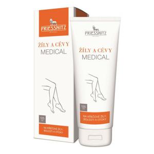 Priessnitz Žíly a cévy MEDICAL 125ml - II. jakost