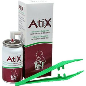ATIX sada pro bezpečné odstraňování klíšťat - II. jakost