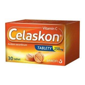 CELASKON 250MG neobalené tablety 30
