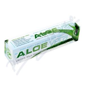 Aloe Vera zubní pasta 120g - II. jakost