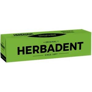 HERBADENT ORIGINAL bylinný gel na dásně 25g NEW - II. jakost