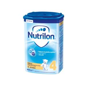 Nutrilon 4 Vanilka 800g - balení 2 ks