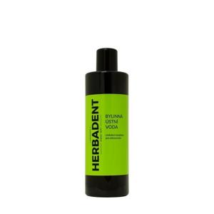 HERBADENT ORIGINAL bylinná ústní voda 400ml NEW - II. jakost