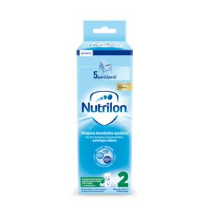 Nutrilon 2 5x30g - II. jakost