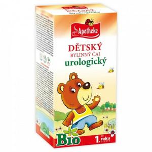 Apotheke Dětský čaj BIO urologický 20x1.5g - II. jakost