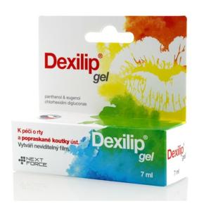 Dexilip gel 7ml - II. jakost