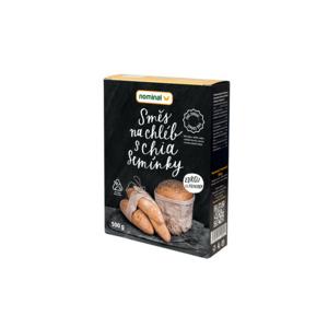 BLP Směs na chléb s chia semínky Pro zdraví...500g - II. jakost
