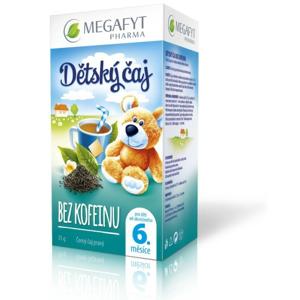 Megafyt Dětský čaj bez kofeinu 20x1.75g - II. jakost