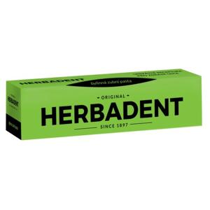 HERBADENT ORIGINAL bylinná zubní pasta 100g NEW - II. jakost