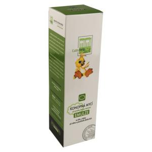 CutisHelp konopná mycí emulze dětská 200 ml - II. jakost