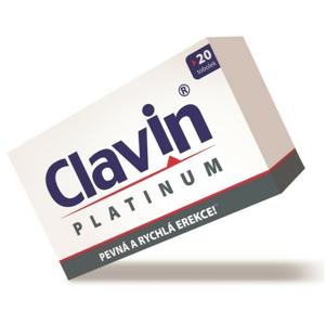 Clavin PLATINUM tob.20 - II. jakost