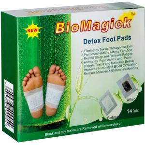 Biomagick Detoxikační náplasti 14 ks - II.jakost