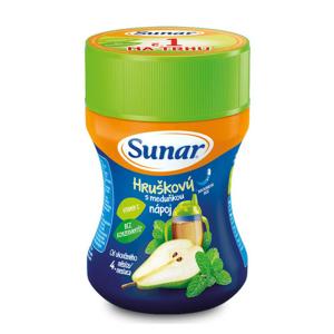 Sunar rozpustný nápoj meduňkový s hruškami 200g - II. jakost
