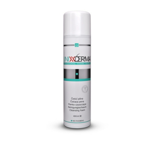 UNIXDERMA čistící pěna spray 400ml - II. jakost