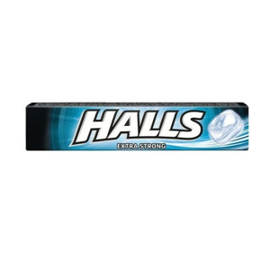 HALLS Extra Strong 33.5g - II. jakost
