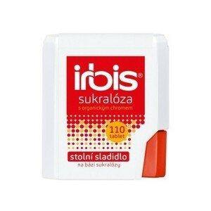 IRBIS Sukralóza s chromem tbl.110 dávkovač volně