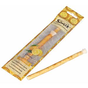 Siwak Miswak přírod.zubní kartáček s přích.citrónu