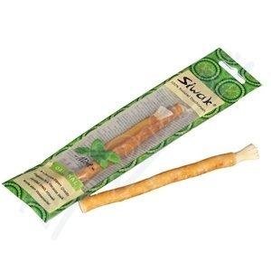 Siwak Miswak přírodní zubní kartáček příchuť máty