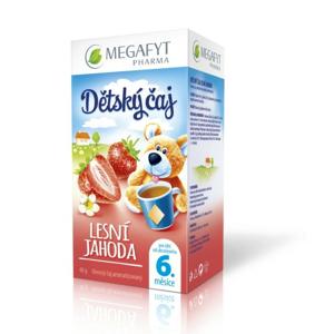 Megafyt Dětský čaj lesní jahoda 20x2g - II. jakost