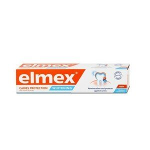 Elmex zubní pasta Caries Protect.Whitening 75ml