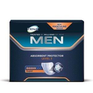 TENA Men Level 3 - Inkontinenční vložky pro muže (8 ks) - II. jakost