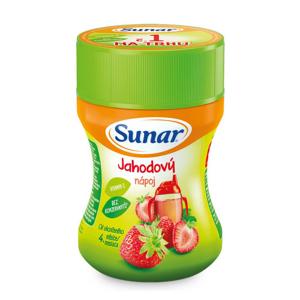 Sunar rozpustný nápoj jahodový 200g - II. jakost