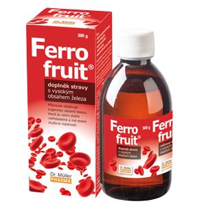 Ferrofruit 300g Dr.Müller - II. jakost