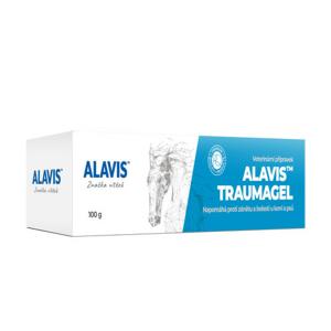 ALAVIS TRAUMAGEL 100g napomáhá při zánětu - II. jakost