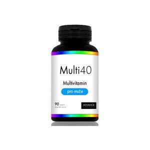 ADVANCE Multi40 pro muže cps. 90 - II. jakost