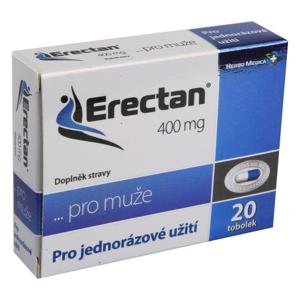 Erectan 400mg 20 tobolek - II. jakost