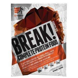 EXTRIFIT Break! Protein Food 90g Chocolate