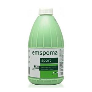Masážní emulze Emspoma Regenerační 1000ml - II. jakost