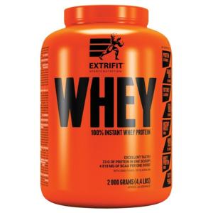 EXTRIFIT 100% Instant Whey Protein 80 2000g Vanila