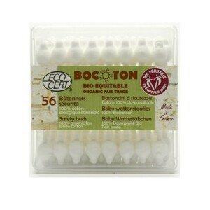 Bocoton tyčinky k čištění uší pro malé děti 56ks