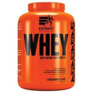 EXTRIFIT 100% Instant Whey Protein 80 2000g Choco